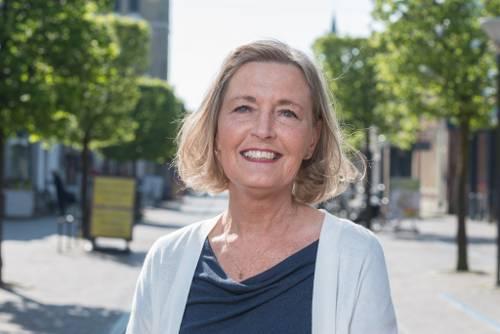 Aafje van der Wiel - de Jong