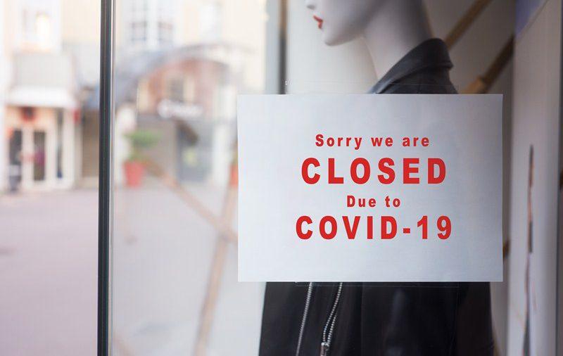 Extra steunmaatregelen i.v.m. lockdown en verplichte winkelsluiting
